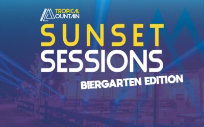 UNSERDING Tropical Mountain Sunset Session