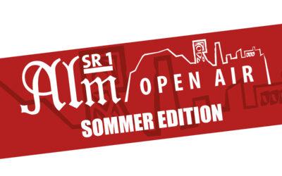 SR 1 Alm Open Air Sommer Edition | Redener Musiksommer
